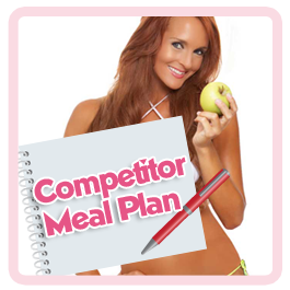 Competitor Meal Plan