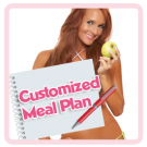 Customized Meal Plan with Supplement  & Cleansing Program